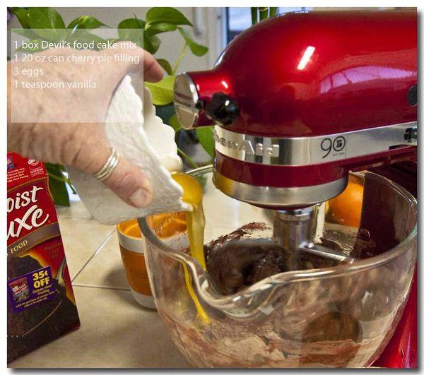 Chocolate Cherry Cake Koko S Corner